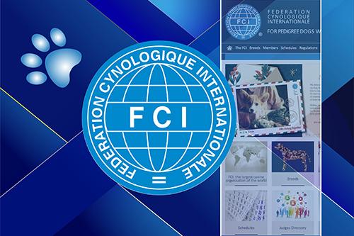 Официальный сайт FCI